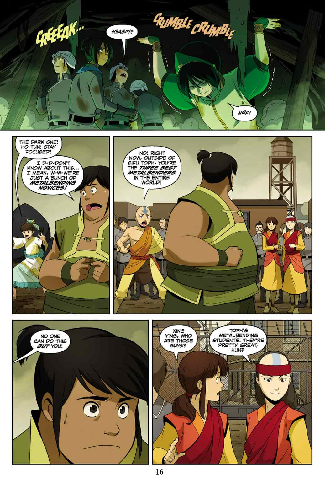 Read Comics Online Free - Avatar The Last Airbender - Chapter 009
