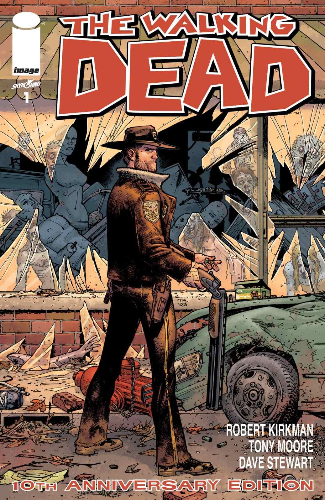 Read Comics Online Free - The Walking Dead - Chapter 001
