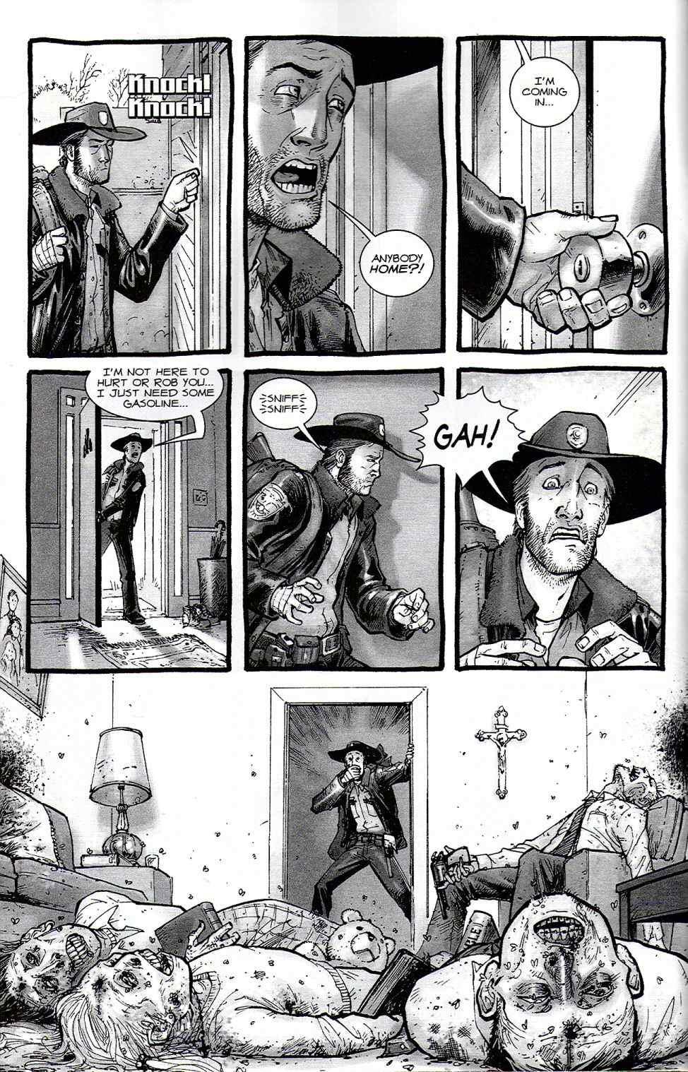 Read Comics Online Free - The Walking Dead - Chapter 002