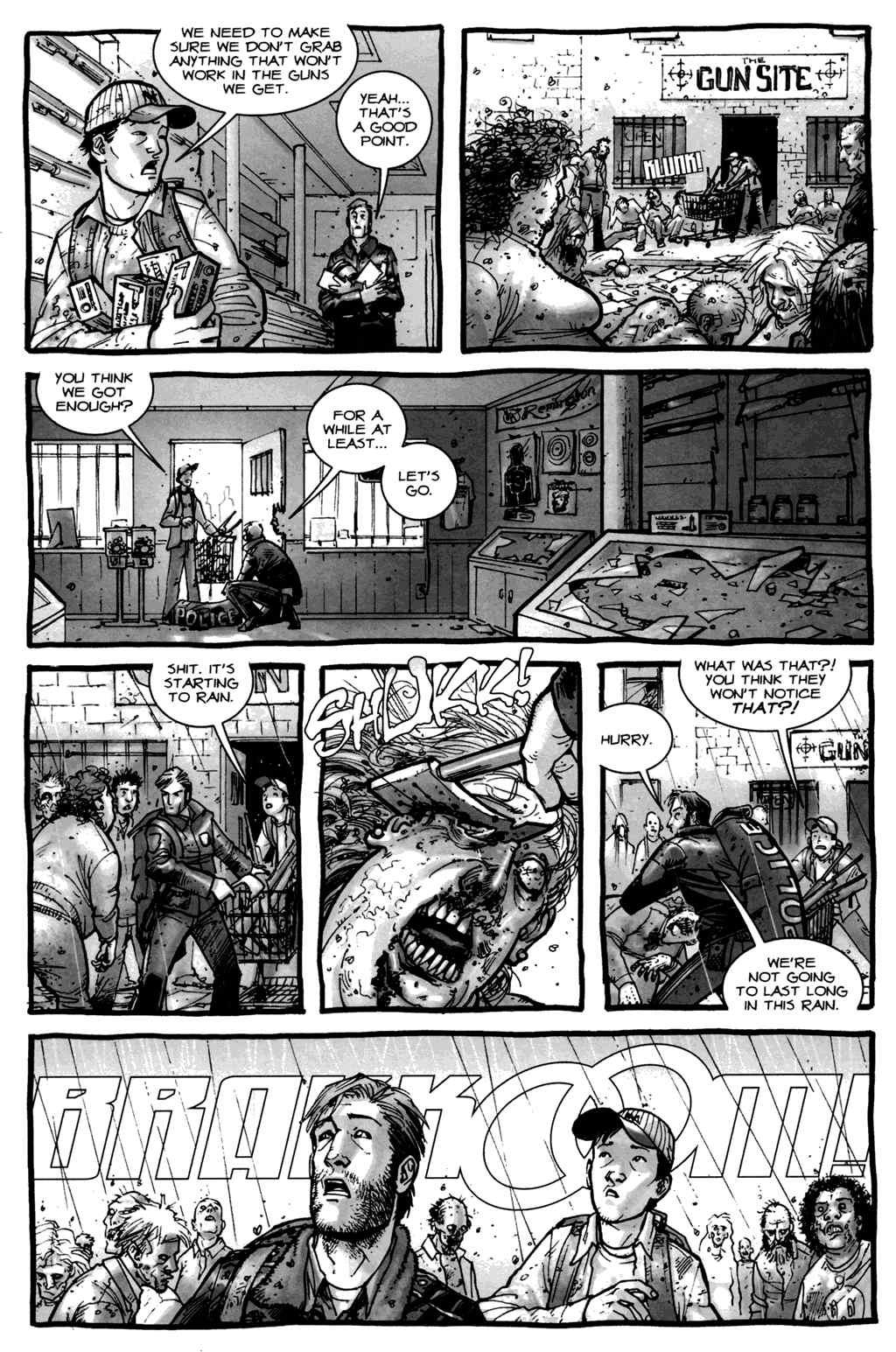 The Walking Dead Comics 1 -
