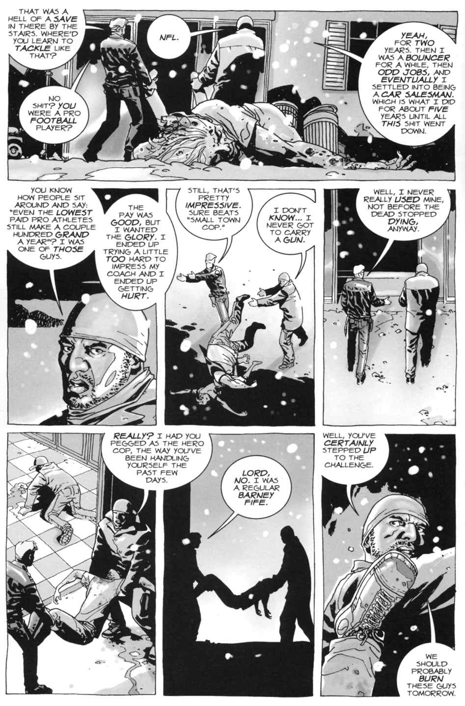Read Comics Online Free - The Walking Dead - Chapter 008