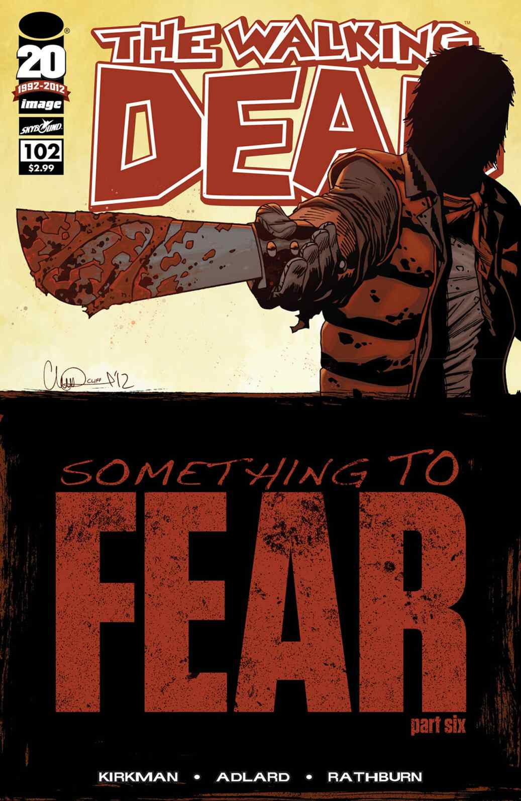 Read Comics Online Free The Walking Dead Comic Book Issue 102
