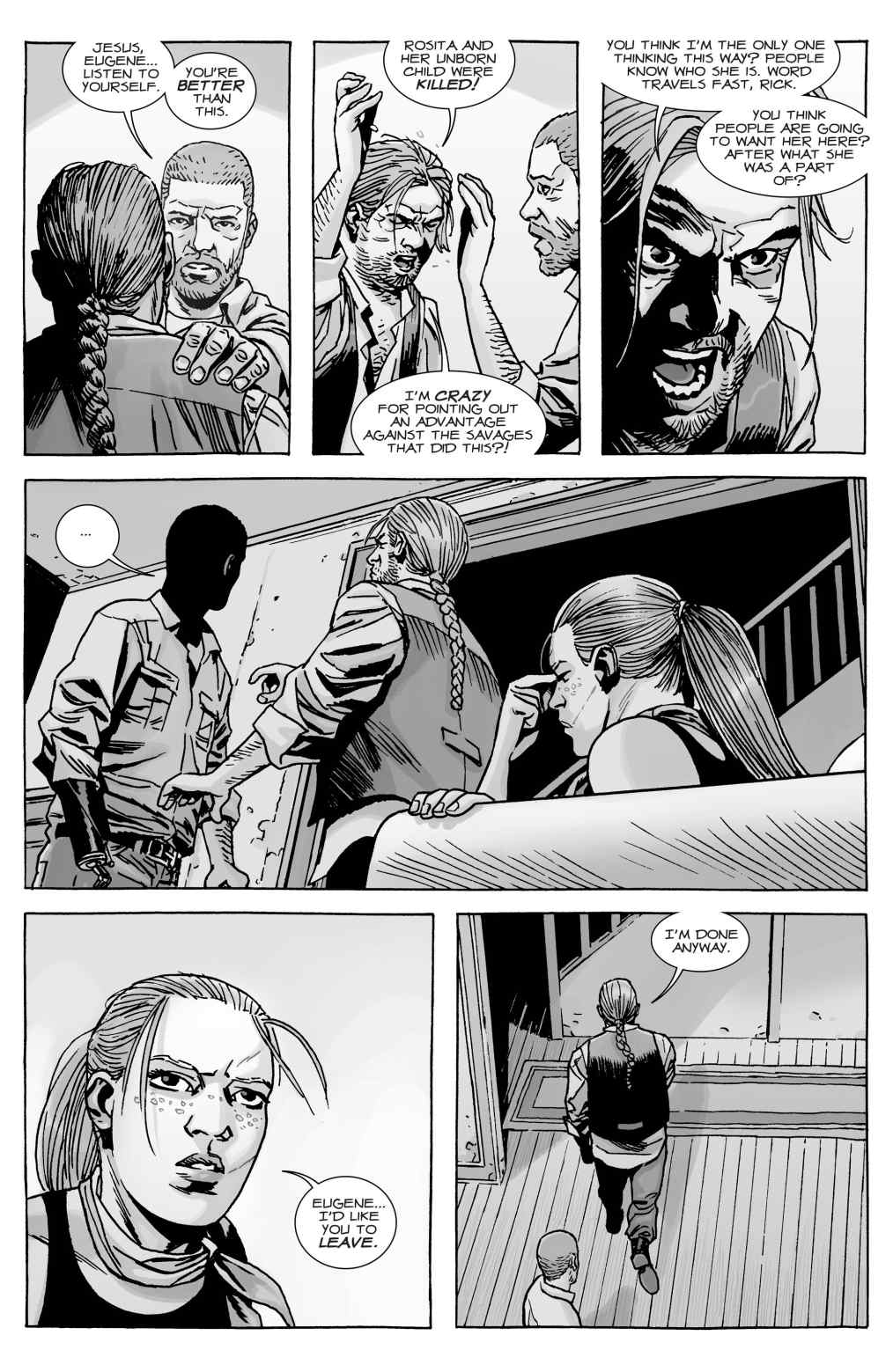 Walking Dead Comic Online