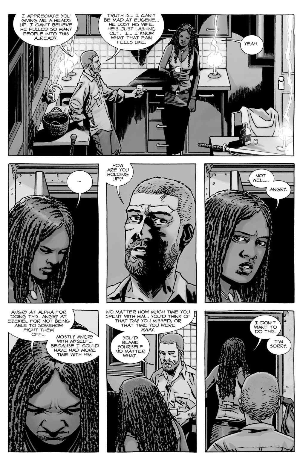 Read Comics Online Free - The Walking Dead - Chapter 147
