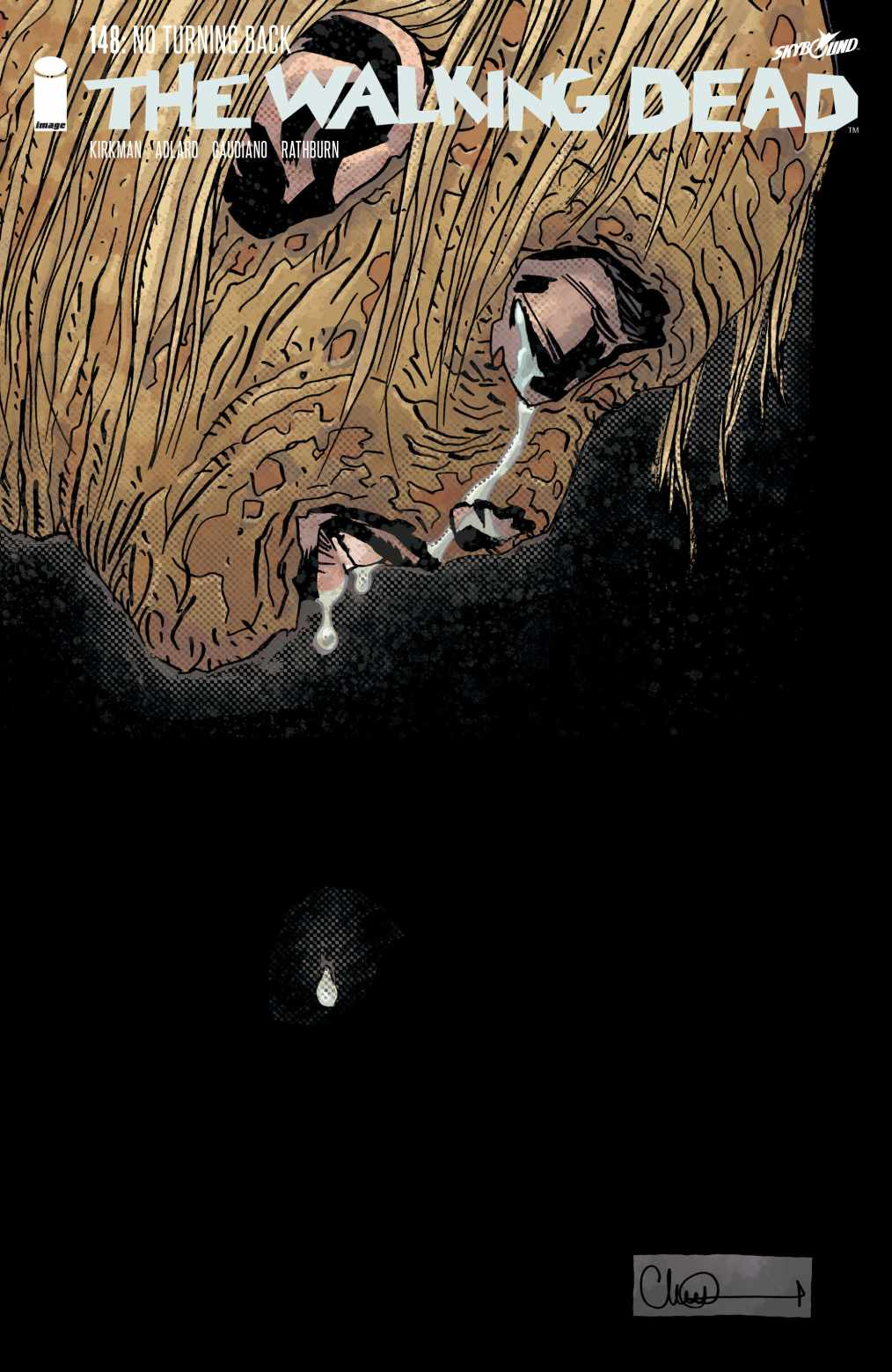 read comics online free the walking dead chapter 148 page 1
