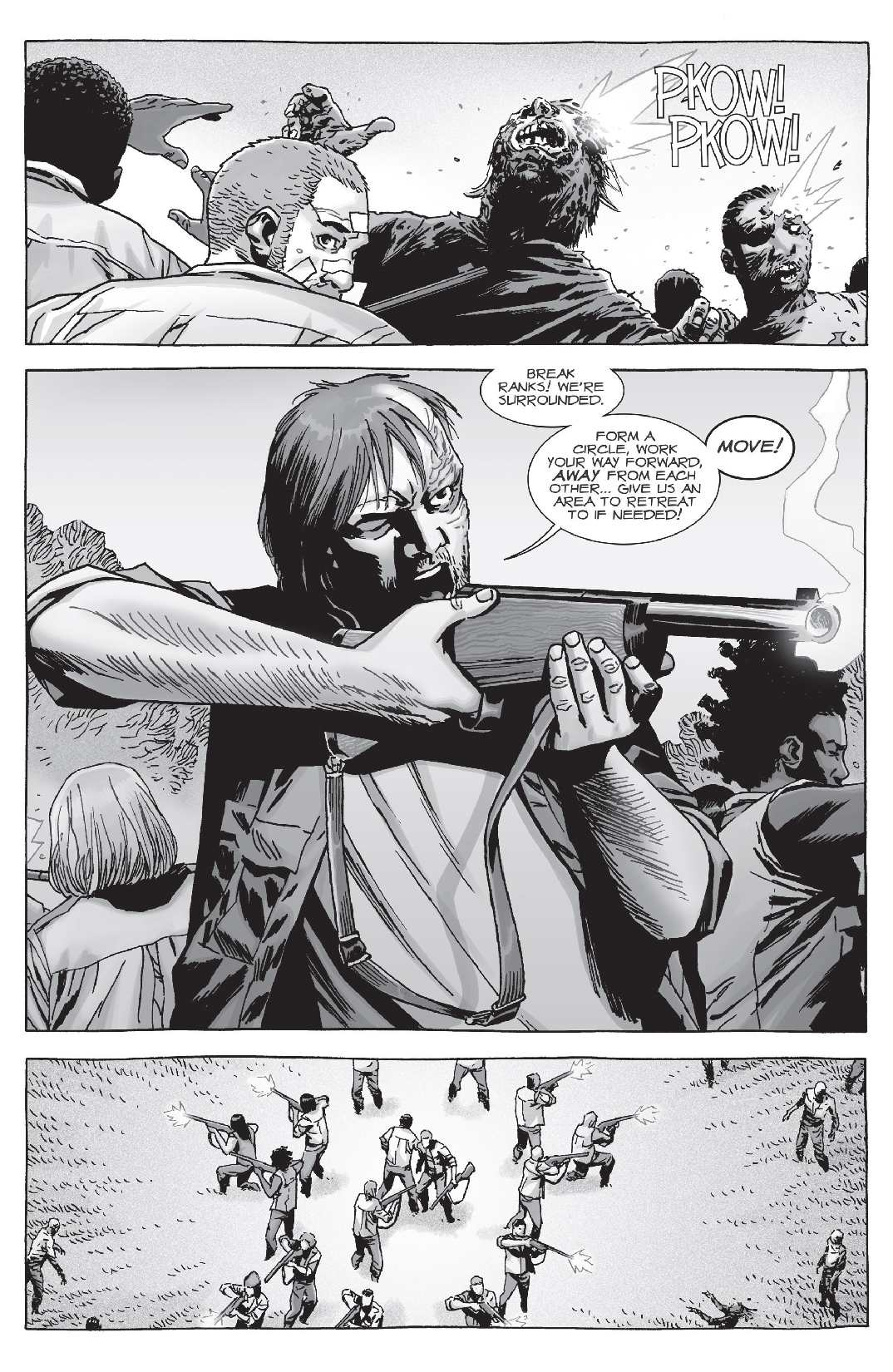 Read Comics Online Free - The Walking Dead - Chapter 151