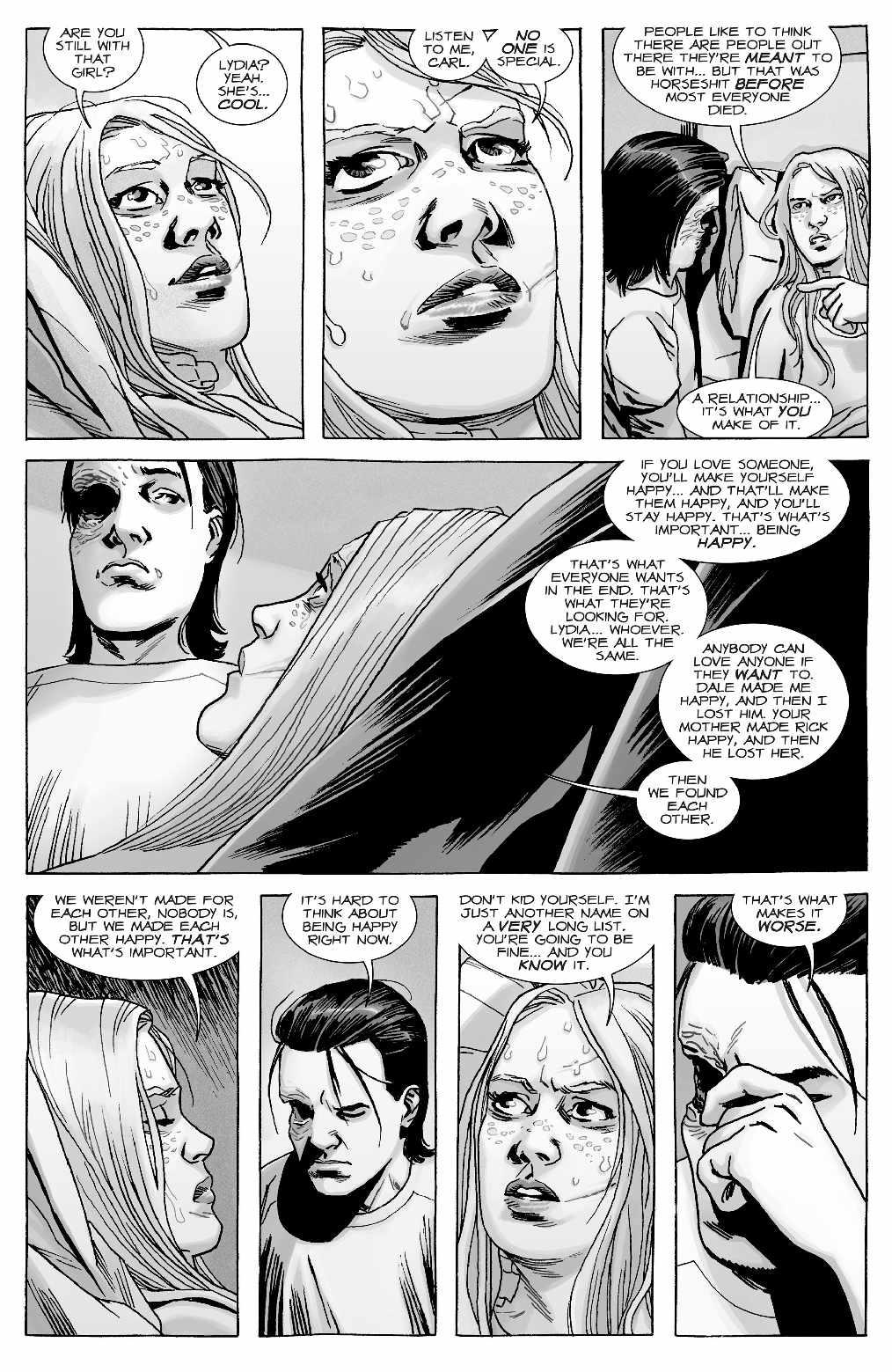 Read Comics Online Free - The Walking Dead - Chapter 167