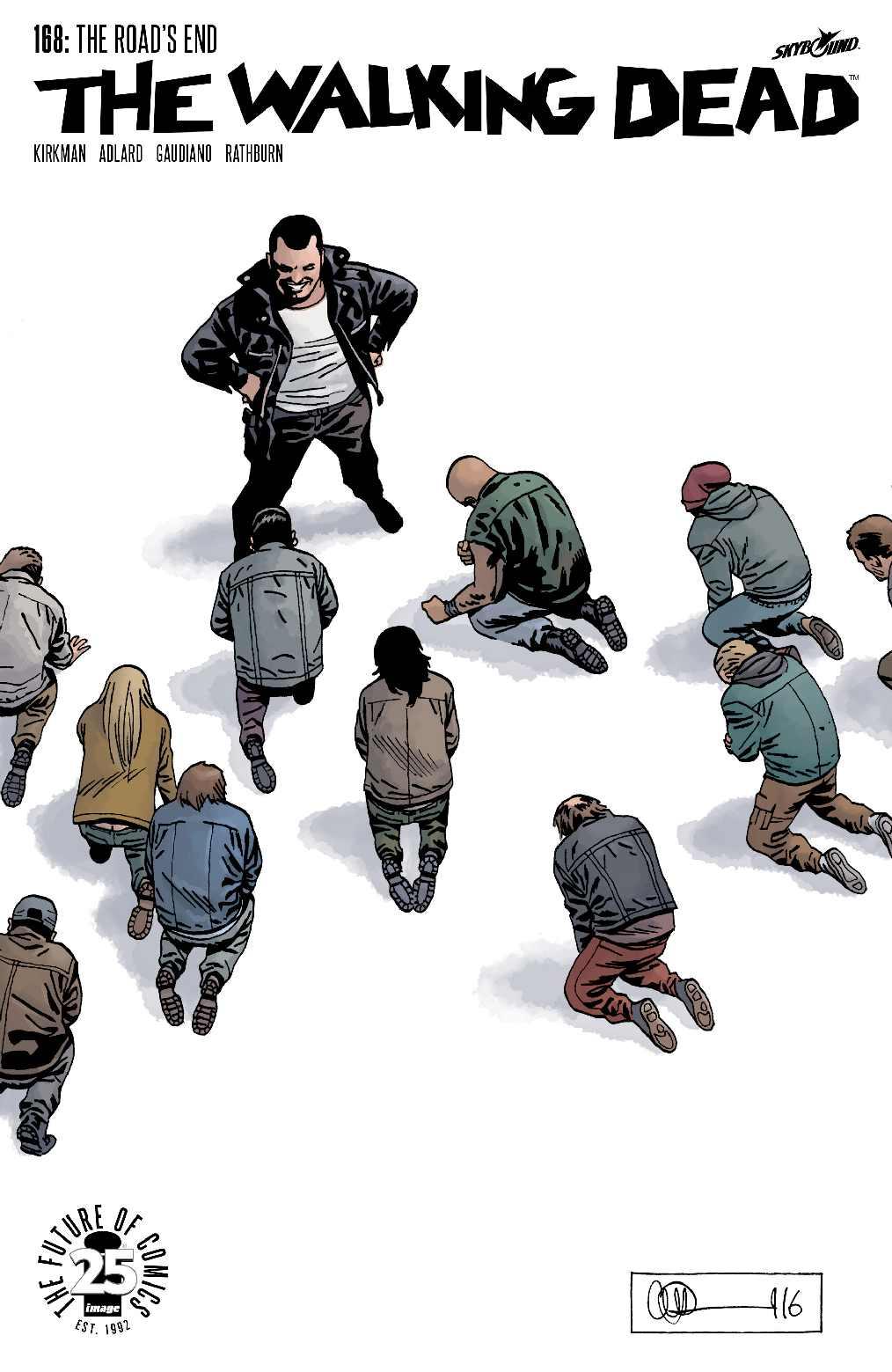 Read Comics Online Free - The Walking Dead - Chapter 168