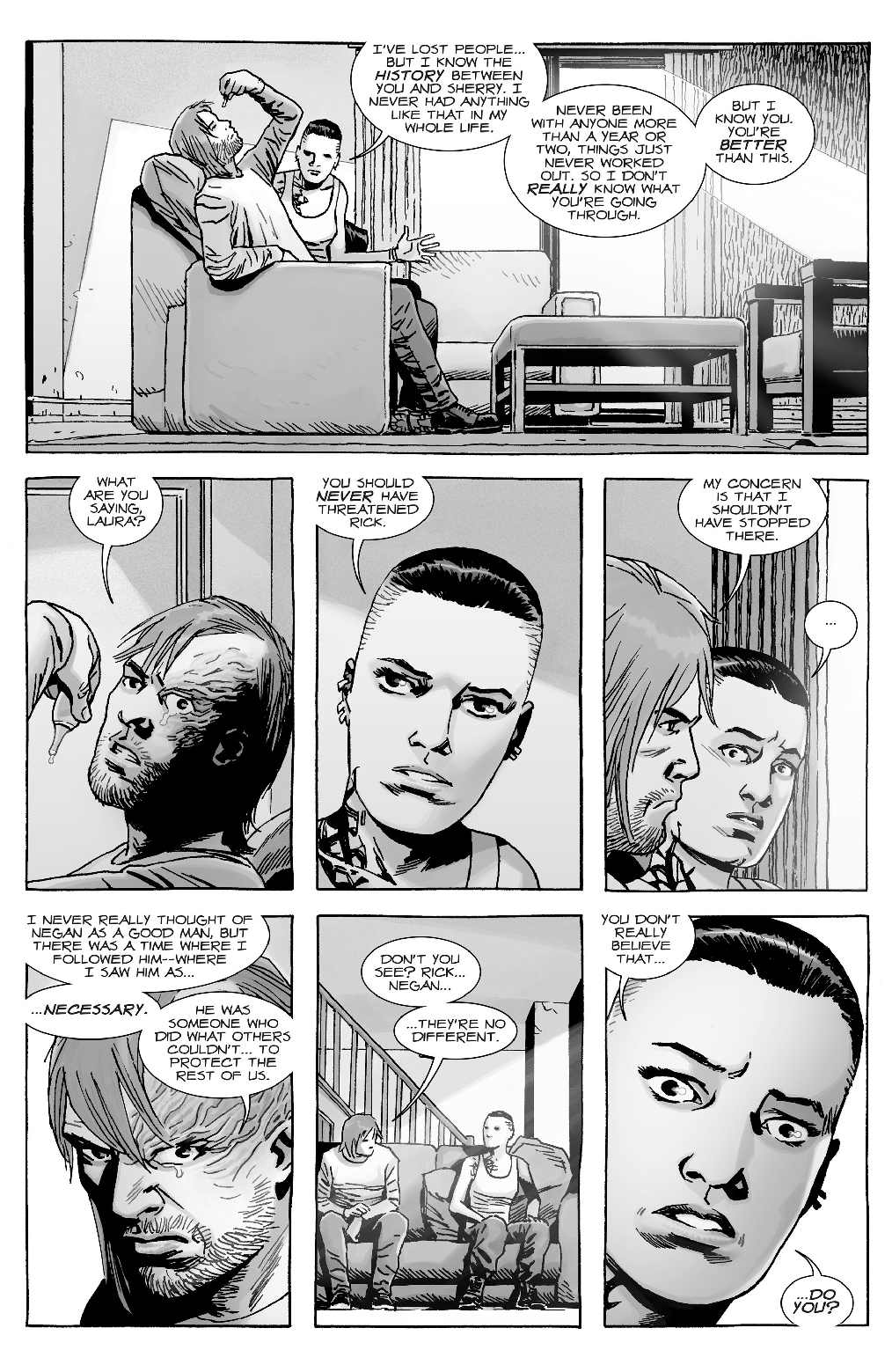 Read Comics Online Free - The Walking Dead - Chapter 170